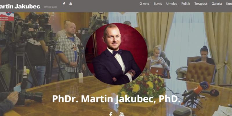 martinjakubec.com