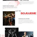 Fitnes Gym II