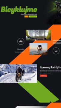 webstránka pre sport