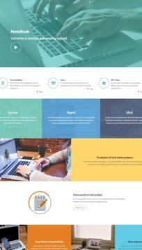 weby pre firmy